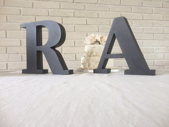 Metal letters metal wall decor letters wall metal wall letters large