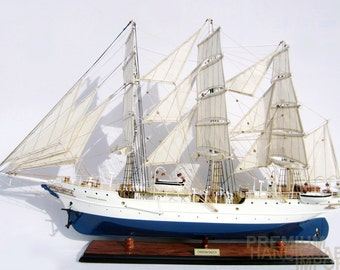 Christian Radich Tall-Ship model