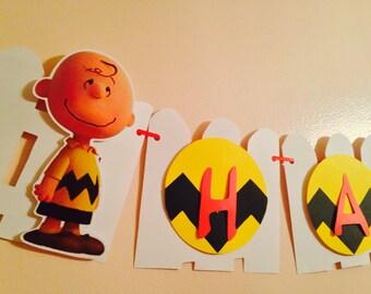 Boys 1st Birthday Hat Charlie Brown Birthday Great Pumpkin