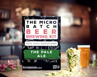 The Micro Batch Beer Brewing Kit - The Pale Ale