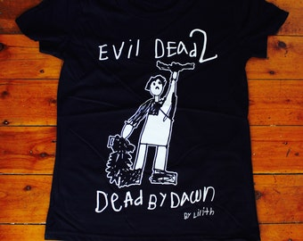 Women's Evil Dead 2 by Lilith T-shirt