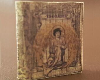 Miniature Book:  The Raven by Edgar Allan Poe