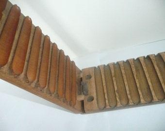 Karl Hart Cigar Mold #349, German Cigar Mold, Cigar Press