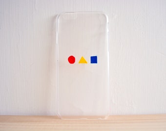 what is on your smartphone case? circle  triangle square