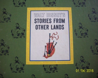 Walt Disney's Stories From Other Lands