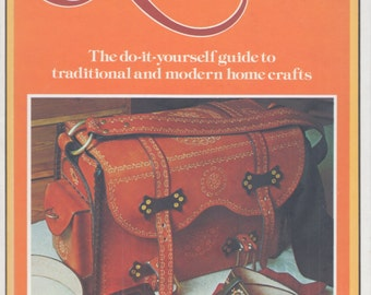 Rare Vintage DIY Complete Encyclopedia of Crafts, The Do-It-Yourself Guide to Traditional & Modern Home Crafts (DISCOUNT)