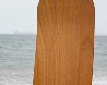 Hand Crafted Traditional Wooden Bellyboard