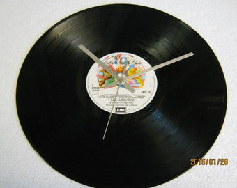 """Queen - """"A Night At The Opera"""" Record Wall Clock"""