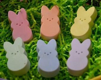 Easter Bunny Sidewalk Chalk 3D Easter Basket Gift - Set of 3