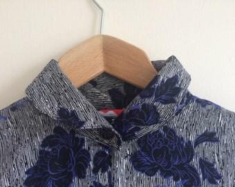 Vintage top - vintage blouse - vintage '70 top