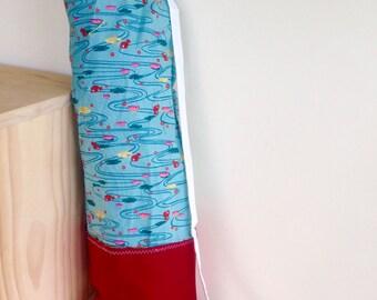Vintage Sari Yoga Mat Tote Bag 35