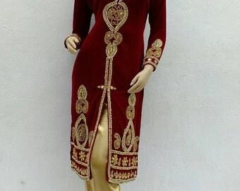 Designer Sherwani Style Kurta