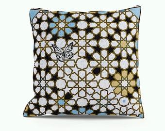 Butterfly Indoor Throw Pillow