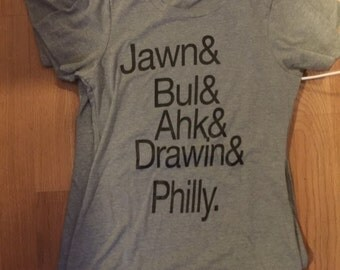 Philly Slang Tee