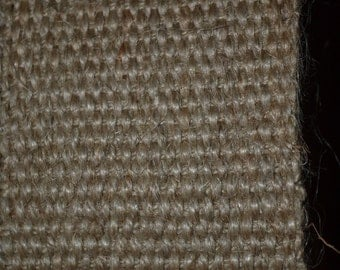 approx  27  mtr Roll  UPHOLSTERY JUTE WEBBING seats / furniture / chairs 2""