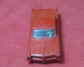 Vintage Car made by Lesley in England 65 Pontiac doors open (old )