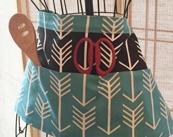 Vendor apron, teacher apron, gardner apron, crafter apron