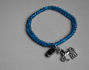 Horse, Wish charm bracelet