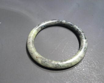 "Jade ""Jadeite"" Bangle Bracelet"