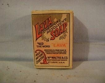 Sample Size Lava Soap in Original Box