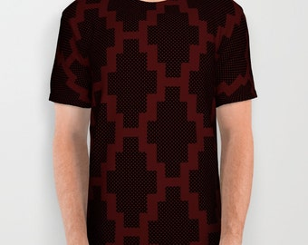 Escalier Men's T-Shirt - 6 SIZES AVAILABLE