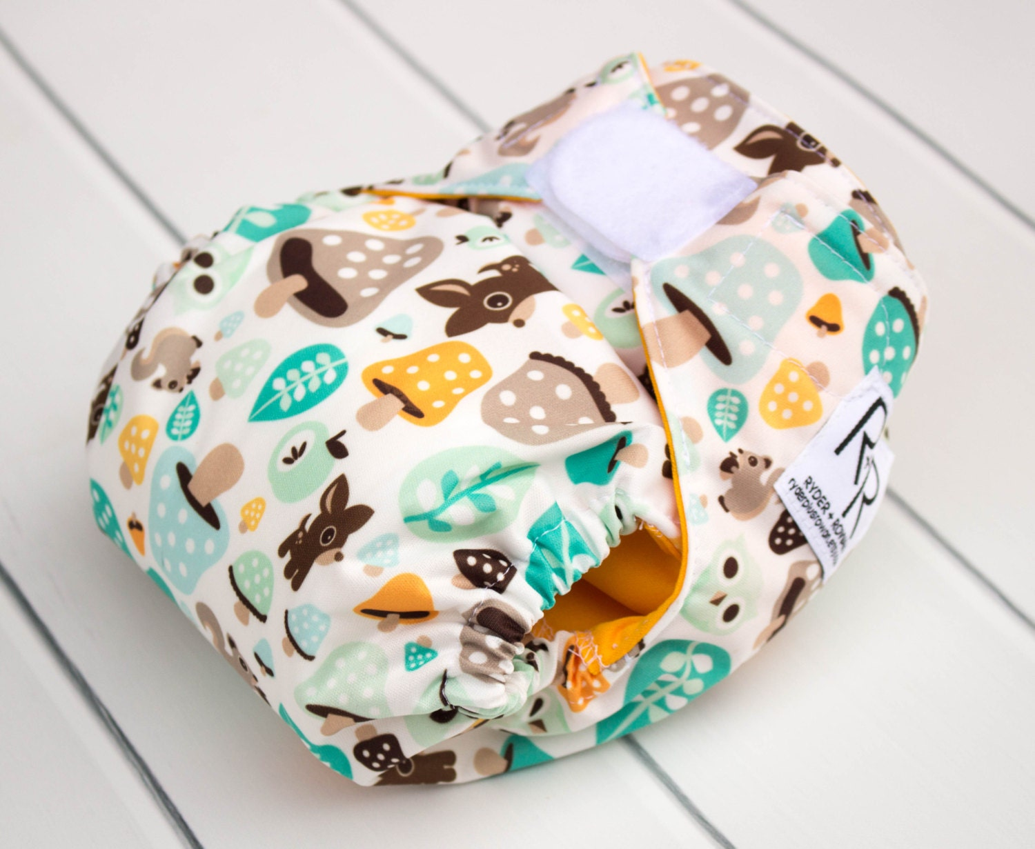 One Size Cloth Diapers Oh Deer Cloth Diaper All In One All