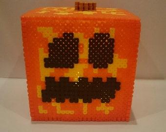 Minecraft Pumpkin Lantern