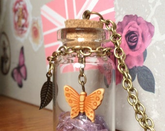 Butterfly in a Bottle