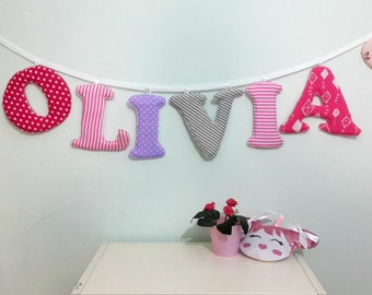 Olivia name etsy for Kinderzimmer olivia