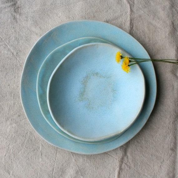 Ceramic Dinnerware Set Handmade Ceramics Rustic Dinnerware