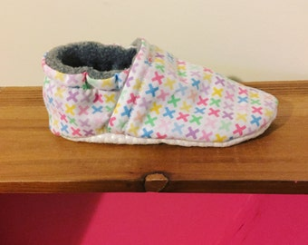 Pastel X Cotton Booties