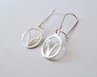 Vegan earrings