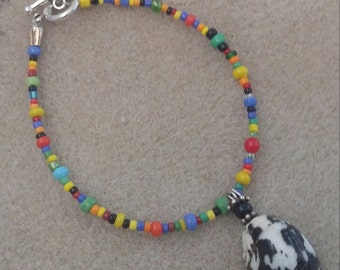 rainbow color sell bracelet