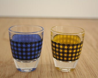 Shot Glasses Gingahm