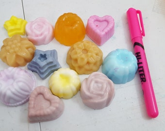 Mixed Bag of Guest Soaps