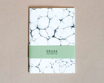 Marbled Notebook 004 - One of a Kind