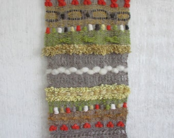 Wall tapestry in wool