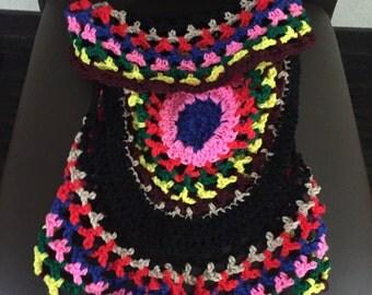 Crochet Girls Bolero Shrug