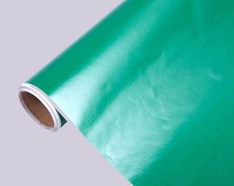 Solid Dark Green Self Adhesive Contact Paper
