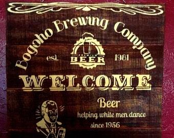 BOGOHO BREWING COMPANY