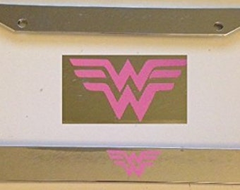 Wonderwoman Frame Etsy