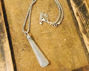 Crystal Gem Necklace