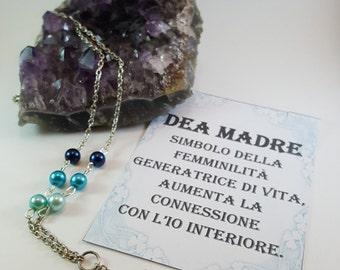 Celtic Mother Goddess Necklace