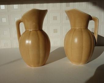 Pair Sylvac 1623 jugs