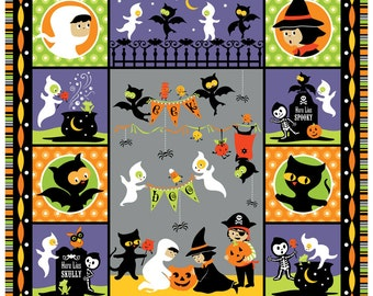 Halloween Panel - Costume Clubhouse-  by Sheri Berry Designs
