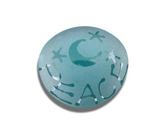 PEACE magic stone