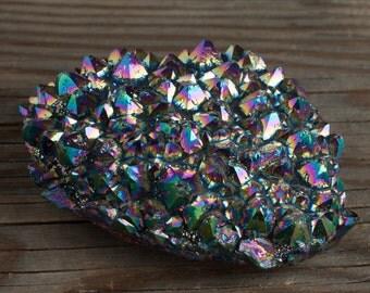 Titanium Quartz | Titanium Aura | Crystal Cluster