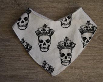 Skull King Bandana BIb