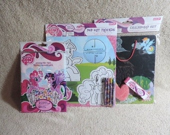 My Little Pony craft kit trio - includes 3 different kits