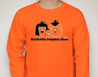 Circleville Pumpkin Show 2016 Long Sleeve T-shirt